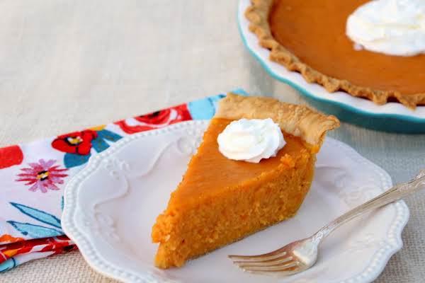 Dorothy's Sweet Potato Pie
