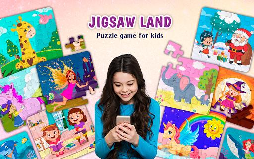 Kids Puzzles Game for Girls & Boys https screenshots 1
