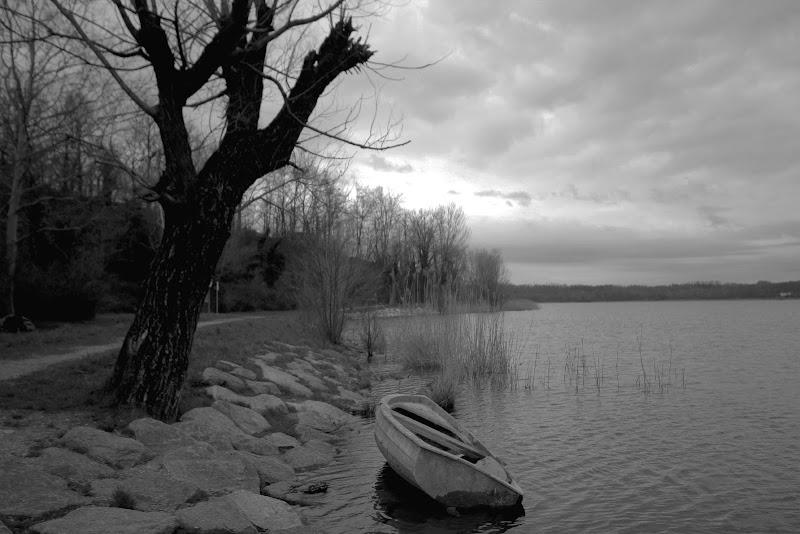 Desolazione sul lago di vaniamoric