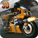 Dirt Bike Race Wars Stunt 3D icon