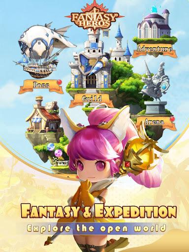 Fantasy Heroes : Idle RPG Game 0.8.0.12 screenshots 1