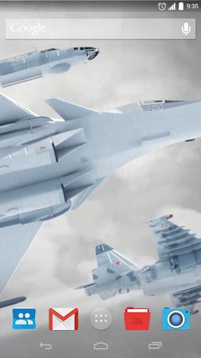Air War Live Wallpaper