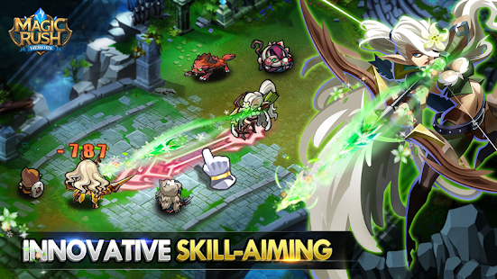 %name Magic Rush: Heroes v1.1.50 APK for Android
