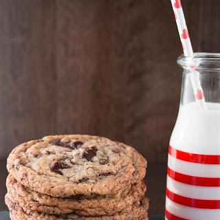 Bakery Style Chocolate Chunk Cookies