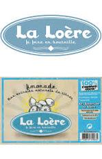 """Limonade """"La Loère"""" 33 cl"""