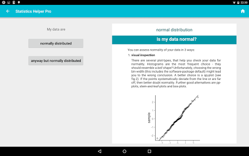 statistics helper pro screenshot 6