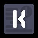 Kustom Unread Plugin icon