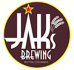 Logo for JAKs Brewing Company