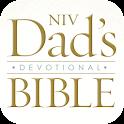 NIV Dad's Devotional Bible icon