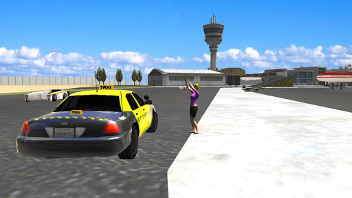 City Taxi Driving Simulator 3D
