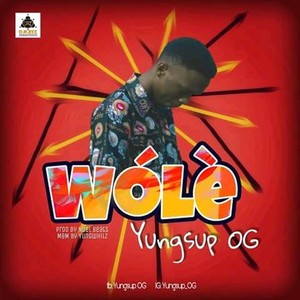 Cover Art for song Wólè