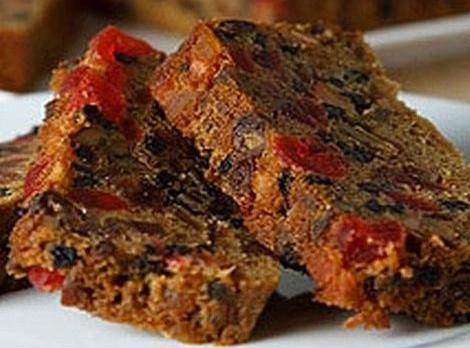Dark Fruit Cake (prizewinner) Recipe