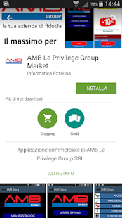 Tải AMB Le Privilege Group Market APK