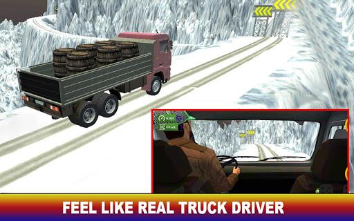 3D Truck Driving Simulator 1.11 screenshots 2