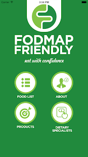 FODMAP Friendly- screenshot thumbnail