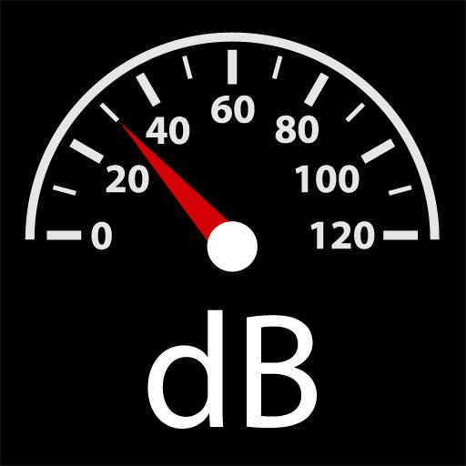 Sound Meter - SPL meter, dB meter, noise detector Icon