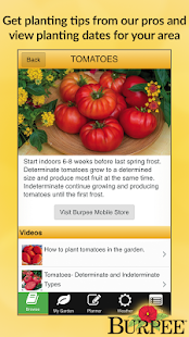 Garden Time Planner by Burpee- screenshot thumbnail