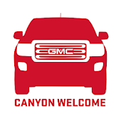 GMC Canyon Welcome