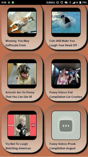 Free funny videos in hd 2.0 ????? 2.0.0 screenshots 7