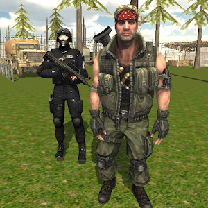 Commando Behind Sniper War for PC and MAC