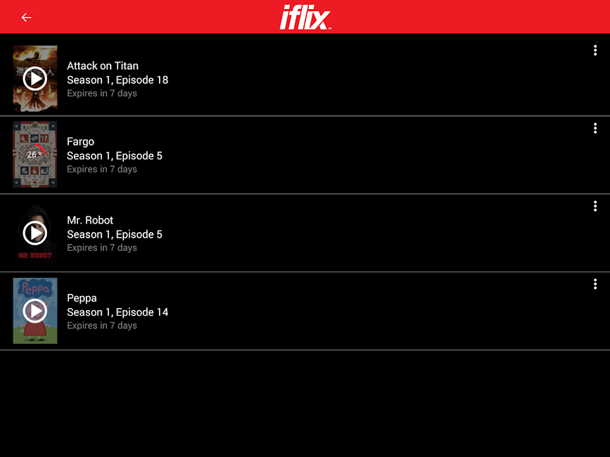 #20. iflix (Android)