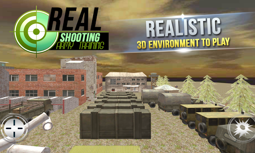 Real Shooting Army Training ss2