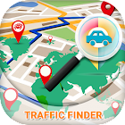 Traffic Finder : Navigation Finder icon