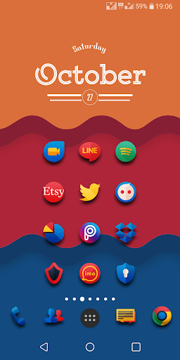 Ergon - Icon Pack screenshot 5