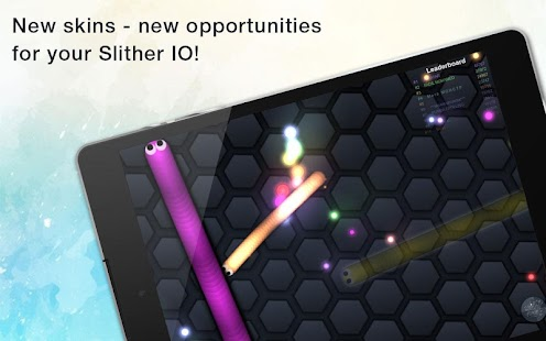 Super Skin Invisible for your Slither - náhled