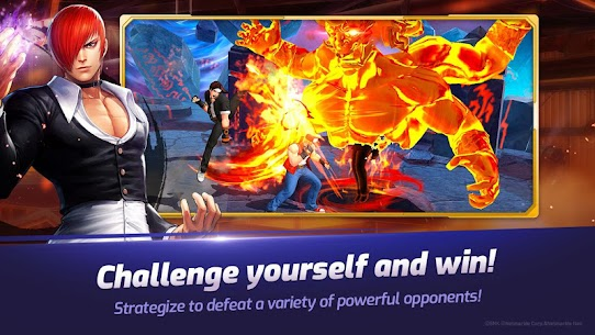 The King of Fighters ALLSTAR App Download For Android and iPhone 4