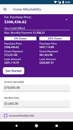Mortgage Calculator by QL  screenshots 4