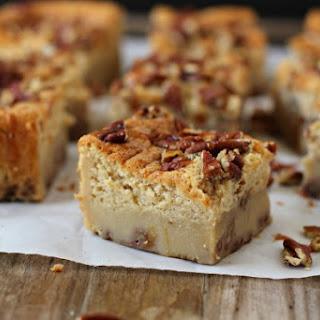 Pecan Pie Magic Cake Bars