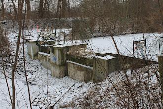 Photo: Batardeau ved Husum Station under reparation