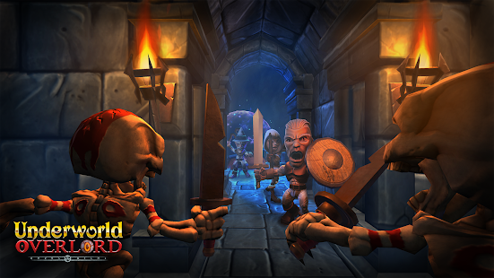 Underworld Overlord- screenshot thumbnail