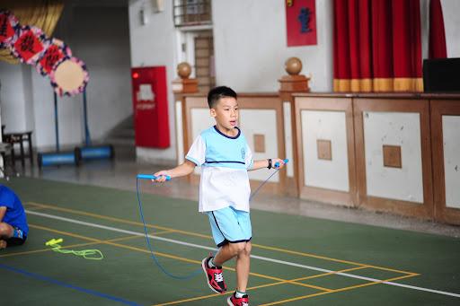 校內跳繩比賽