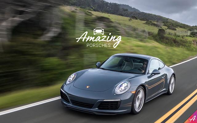 Amazing Porsches