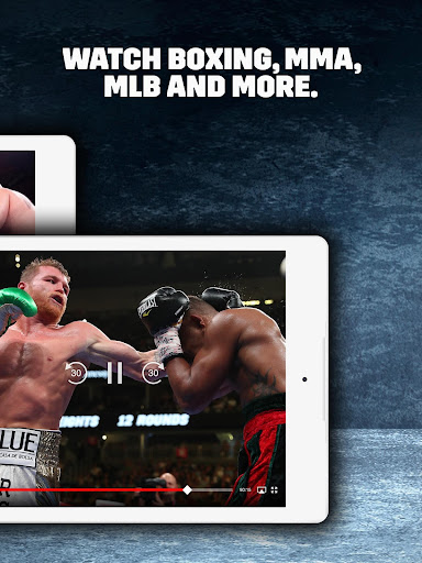 DAZN Live Fight Sports: Boxing, MMA & More 2.5.14 screenshots 9