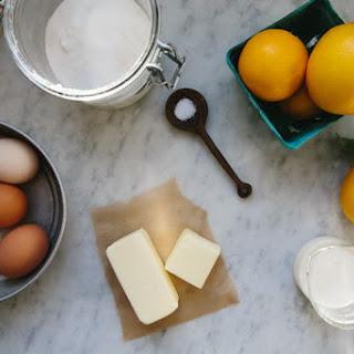 Meyer Lemon Eclairs
