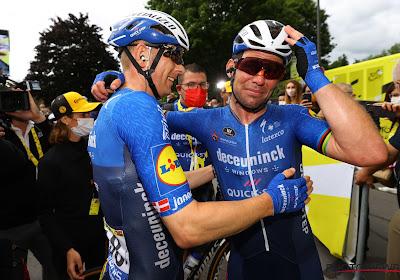 Deense Olympische kampioen looft Deceuninck-QuickStep en Patrick Lefevere