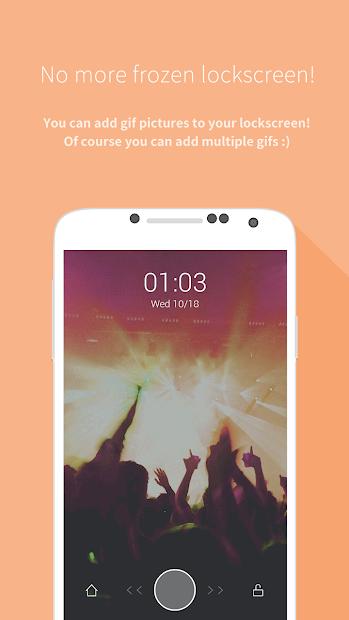 Mydol- Lockscreen, Virtual chat, Chat bot