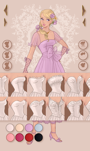 Wedding Dress Design  image 2