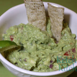 Ketchum Homemade Guacamole (my favorite version).