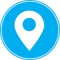 GPS Tracker Offline Map icon