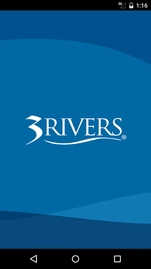 3Rivers Mobile Banking- screenshot