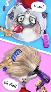 Amy's Animal Hair Salon – Cat Fashion & Hairstyles 4