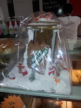 Photo: A friend sent me this photo by email. It's a Gingerbread OutHouse! lol