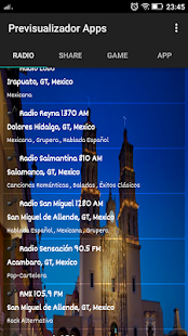 Radio Guanajuato - náhled