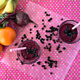 Orange Juice Blueberry Smoothie Recipes