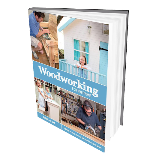 Woodworking for Everyone - Peter Alkema