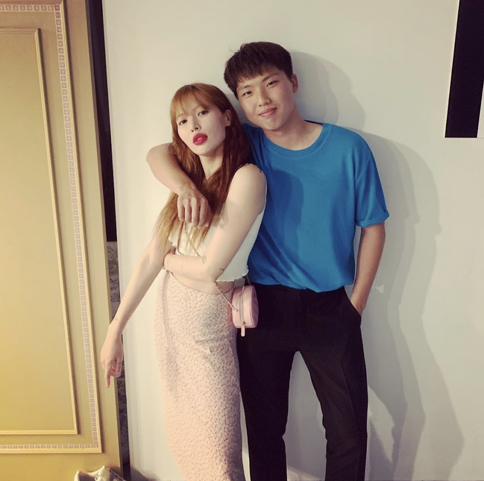 hyuna brother 4